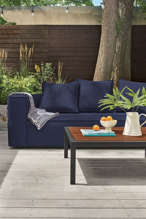 By costway (7) catalina gray round wicker outdoor coffee table. Montego Outdoor Square Coffee Table - Modern Outdoor End & Accent Tables - Modern Outdoor ...