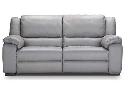 canape relax electrique conforama canapé fixe relaxation électrique 3 places en cuir saturday coloris gris vente de canapé droit