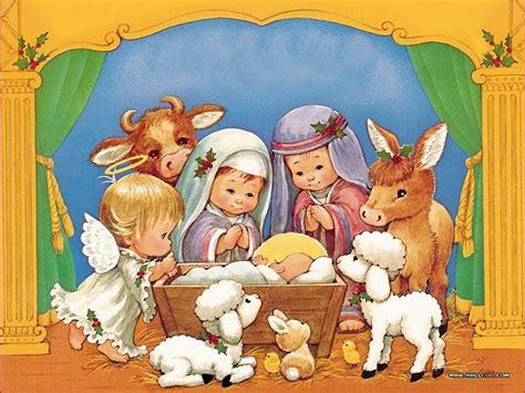 nativity scene jesus photo 27393992 fanpop