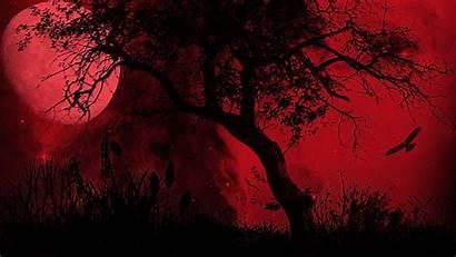 Bloody Sky Blood Horror Gory Wallpapers Desktop