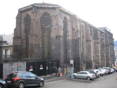 siege bpmc clermont ferrand chapelle des cordeliers clermont ferrand wikipédia