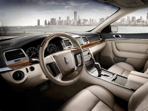 how make cars 2009 lincoln mks interior lighting 2009 lincoln mks lincoln full size sedan review automobile magazine