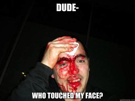 Drunk Face Meme - im ok drunk guy memes quickmeme