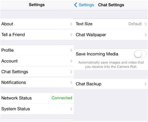 whatsapp how to stop auto downloading and saving of