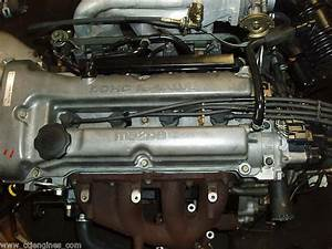 1995 323 Engine 1 5l Twin Cam Mazda 323