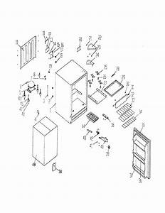 26 Haier Refrigerator Parts Diagram