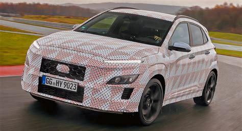 Click here for a detailed look at the hyundai kona. Hyundai Kona N Teased As Company Confirms 2.0-Liter Turbo ...