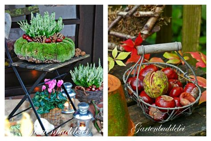 Garten Gestaltung Im Herbst by Herbstdeko Ideen Kreativ Bunt Den Garten Dekorieren