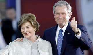 George W. Bush Wife