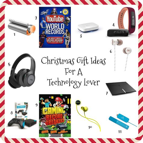 christmas gift ideas for technology lovers my three and me