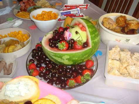 Image 41 Of 50 Baby Shower Appetizers Ideas Criolla Brithday