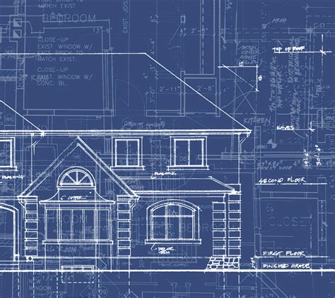 blueprints for houses index of images