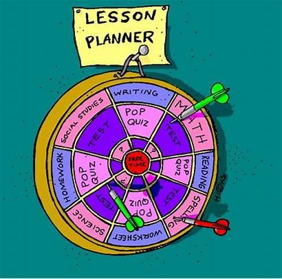 Lesson Plan Planning Plans Teacher Clip Learning