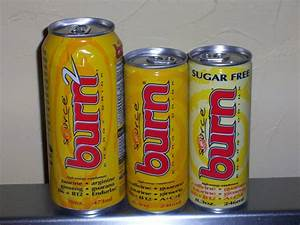Burn Sugar Free Energy Drink Review