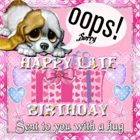 belated birthday wishes page  nicewishescom