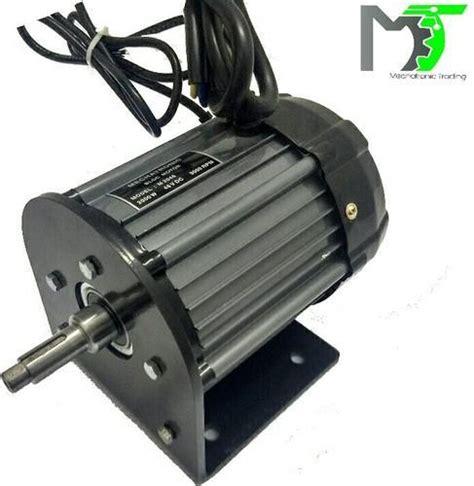 Motor Electric 3kw Pret by 850 3000 Watt Brushless Dc Motor 48 V Mechatronic
