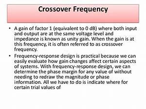 Unit 4 Frequency Response
