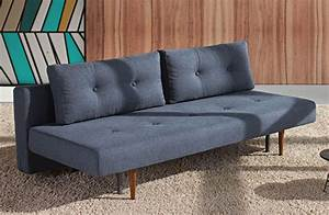 scandinavian style recast sofa bed at one deko ideas With scandinavian sofa bed