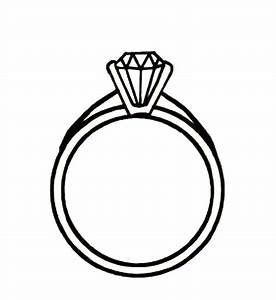 Diamond engagement rings clip art 5 engagement rings for Diamond free wedding rings