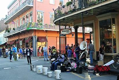 Orleans Louisiana Usa Travel Study Hard