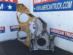 Used Front Cover For Caterpillar 3126 Engine