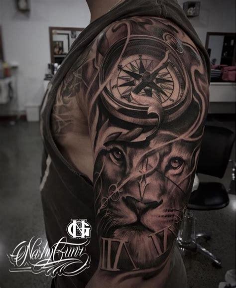 ideas  mens  sleeve tattoos  pinterest