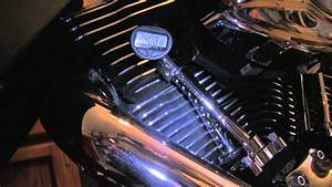 Harley Davidson Engine Temperature Monitoring