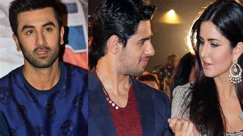 katrina kaif chooses sidharth malhotra   boyfriend