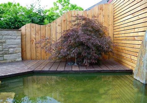 Einfacher Sichtschutz Aus Holz