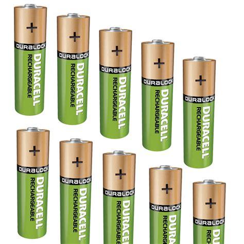 4x duracell duralock aa 2500mah batteries rechargeable ultra lr6 nimh battery ebay