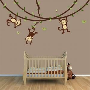 Kinderzimmer Wandgestaltung Ideen : niedliche babyzimmer wandgestaltung inspirierende wandgestaltung ideen ~ Orissabook.com Haus und Dekorationen