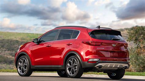 New Kia Sportage 2020 by 2020 Kia Sportage Adds Tech New S Trim Autotrader Ca