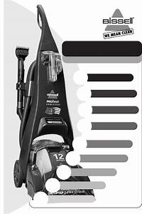 Bissell Vacuum Cleaner 7920 User Guide