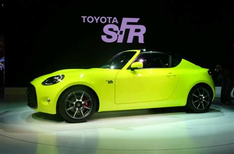 Toyota S-fr Sports Car Concept