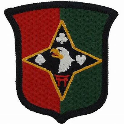 Sustainment Patch 101st Brigade Class Acu Army