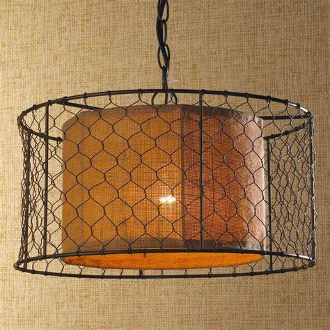 kitchen drum light 58 best images about chicken wire ideas on 1592