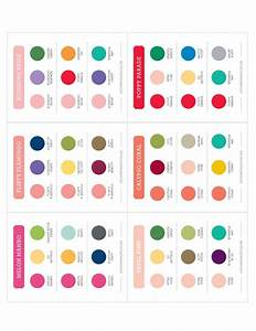 Color, Combination, Charts