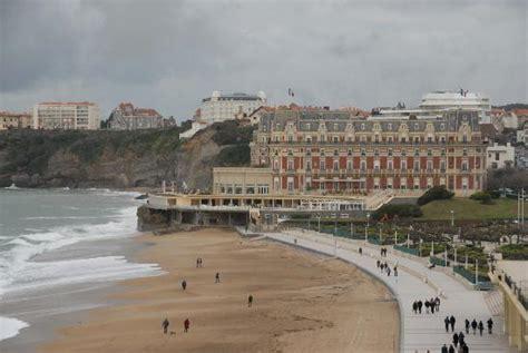 prix chambre hotel du palais biarritz vue de notre chambre photo de hôtel du palais biarritz