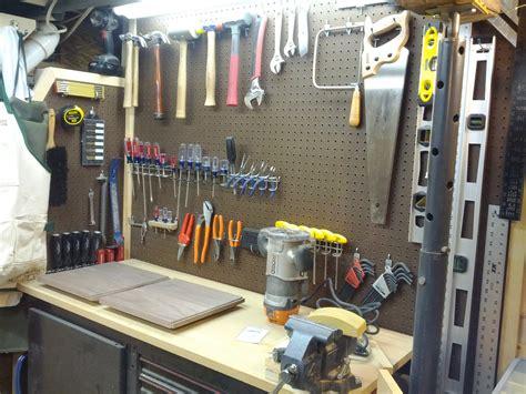 garage peg board 15 neat garage organization ideas hirerush