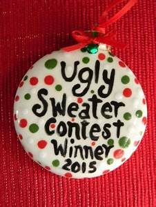 Another homemade ugly sweater idea gotta keep this for