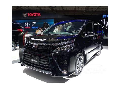 Gambar Mobil Toyota Voxy by Jual Mobil Toyota Voxy 2018 R80 2 0 Di Dki Jakarta