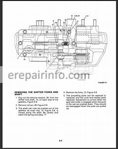 Versatile 256 276 276ii Service Manual Tractors