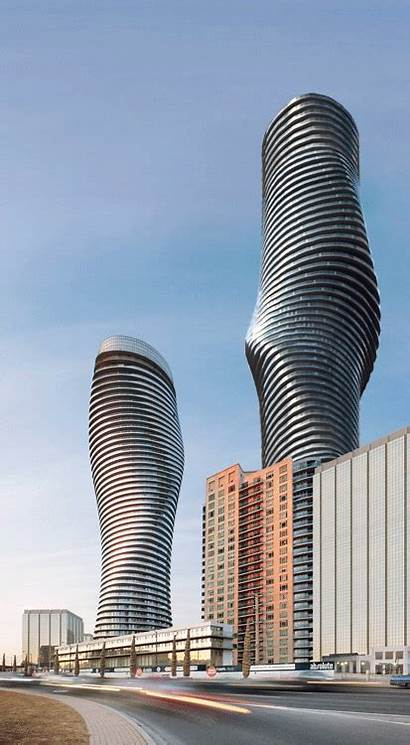 Architecture Movement Buildings Animee Absolute Towers Architects