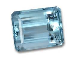 Light Blue Aquamarine Stone