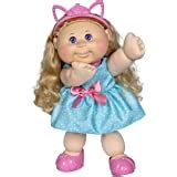"""Amazon com: Cabbage Patch Kids 14"""" Baby So Real Blonde"""