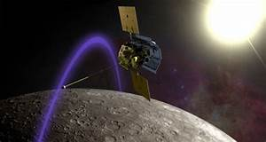 Historic First  A Spacecraft Orbits Mercury