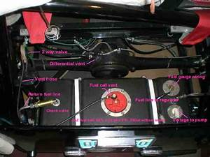 Race Car Fuel Cell Diagram