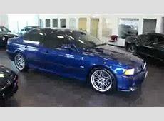 2000 BMW E39 M5 For Sale~Avus Blue~Dinan Stage 1~Carbon