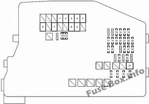 Fuse Box Diagram Scion Tc  Agt20  2011
