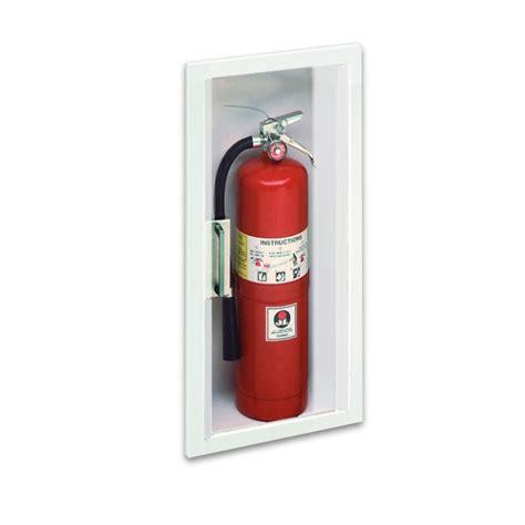 JL Panorama 1015C70 Recessed 10 lbs. Fire Extinguisher Cabinet #JLI 1015C70 is QS